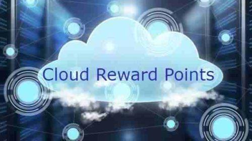 G7CR Cloud Reward Points