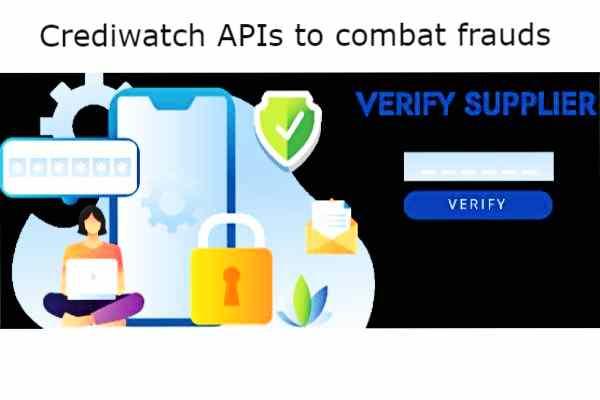 crediwatch APIs
