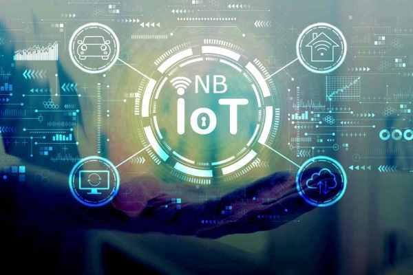NB IoT over satellite