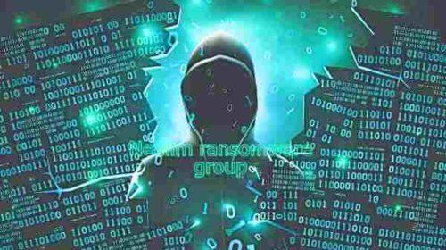 Nefilim ransomware group