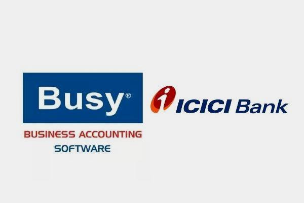 BUSY ICICI Bank