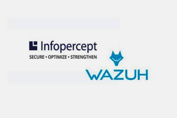 Infopercept and Wazuh