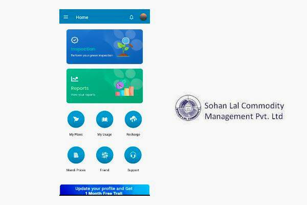 SLCM launches AgriReach QC app for food grains