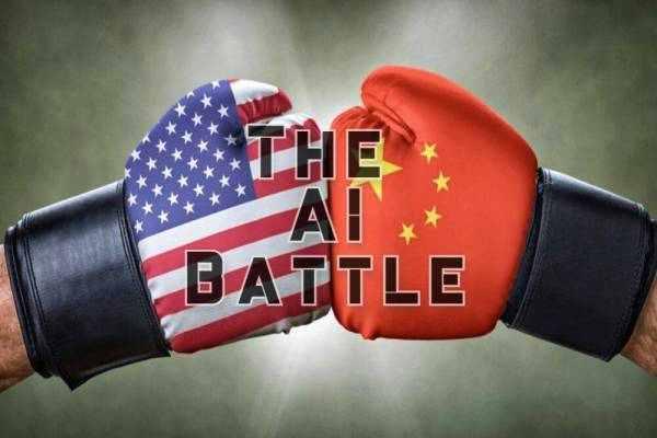 US - China AI battle